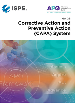 APQ Guide: CAPA System (Download) - USD