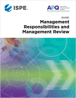 APQ Guide: Mgmt Responsibilities & Review (Download) - USD