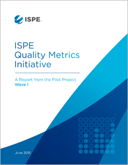 ISPE QM Initiative: Wave 1 Report (Download) - USD