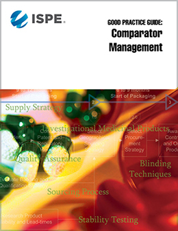 Good Practice Guide: Comparator Management