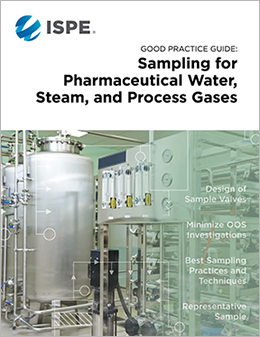 Good Practice Guide: Sampling Pharma Water, Steam, & Process Gases