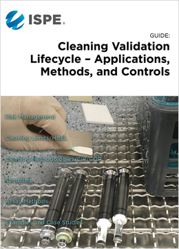 ISPE Guide: Cleaning Validation Lifecycle (Bound) - USD
