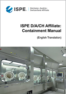 ISPE DACH Affiliate: Containment Manual (Download) - USD