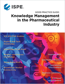 ISPE GPG: Knowledge Management (Download) - USD