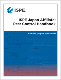 ISPE Japan Affiliate: Pest Control HB Ed 4 (Download) - USD